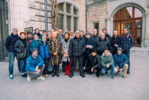 Mitarbeiterausflug Januar 2018 - Landesmuseum